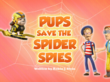 Pups Save the Spider Spies