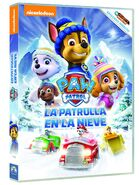 PAW Patrol The Great Snow Rescue DVD Spain