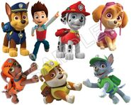 Paw patrol iron on transfers 011