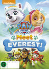 PAW Patrol Meet Everest! DVD New Zealand