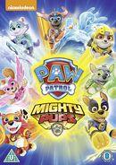 PAW Patrol Mighty Pups DVD UK