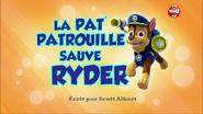 PAW Patrol La Pat' Patrouille La Pat' Patrouille sauve Ryder