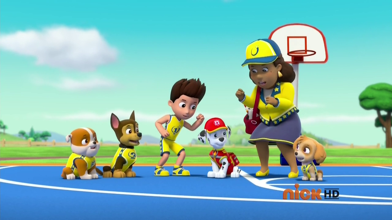 Ryder/Gallery/Pups Save a Basketball Game | PAW Patrol Wiki | FANDOM powered by Wikia