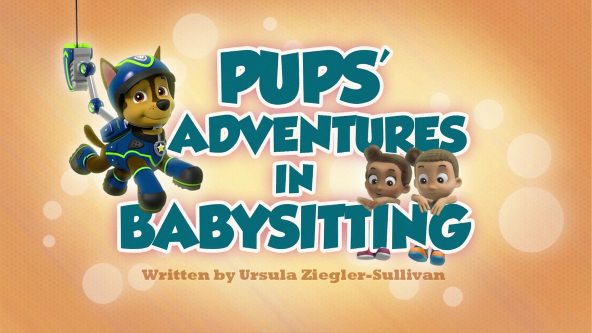 advertising babysitting