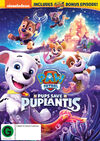 PAW Patrol Pups Save Puplantis DVD New Zealand