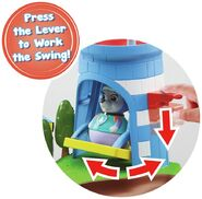 PAW Patrol Seal Island Lighthouse Weebles Playset Everest