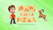 Pups Save a Pizza (HD)