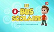 PAW Patrol La Pat' Patrouille Le Bus scolaire