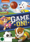 PAW Patrol Game On! DVD New Zealand