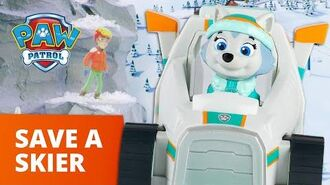 PAW Patrol Pups Save a Skiier Toy Episode PAW Patrol Official & Friends