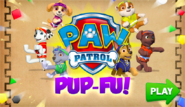 PAW Patrol Pup-Fu! Video Game Scene 1