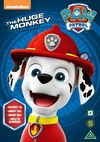 PAW Patrol The Huge Monkey & Other Stories DVD