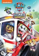 PAW Patrol Ultimate Rescue DVD Belgium-Netherlands