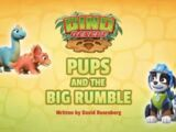 Dino Rescue: Pups and the Big Rumble