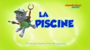 PAW Patrol La Pat' Patrouille La Piscine
