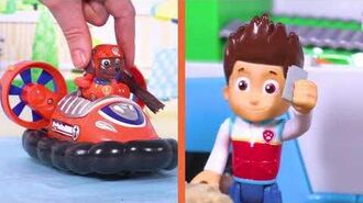 PAW Patrol Paw Patroller Adventures! Toy Episode