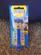 Candy PEZ of Chase - Packed