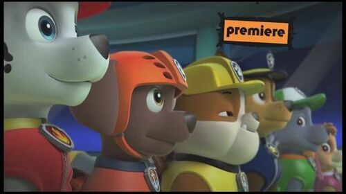 Pups and the Ghost Pirate premiere promo
