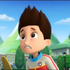 Worried Ryder.
