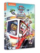 PAW Patrol Ultimate Rescue DVD Italy