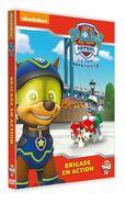 PAW Patrol La Pat' Patrouille Brigade en action DVD