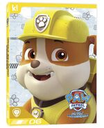 PAW Patrol Rubble Collection DVD