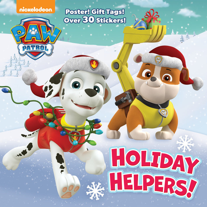 Weihnachtsbilder Cartoon.Holiday Helpers Paw Patrol Wiki Fandom Powered By Wikia