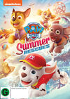 PAW Patrol Summer Rescues DVD New Zealand