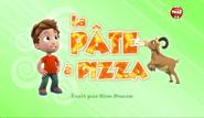 PAW Patrol La Pat' Patrouille La Pâte à pizza