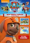 PAW Patrol Den tomma poolen & andra äventyr DVD