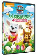 PAW Patrol Pups Save the Bunnies DVD Spain