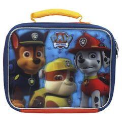 3-D Lunch bag
