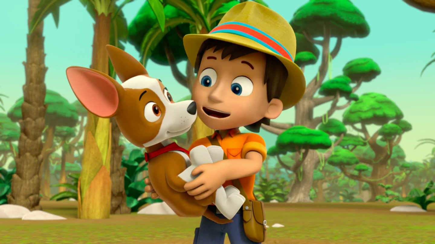 Tracker Joins The Pups Trivia Paw Patrol Wiki Fandom