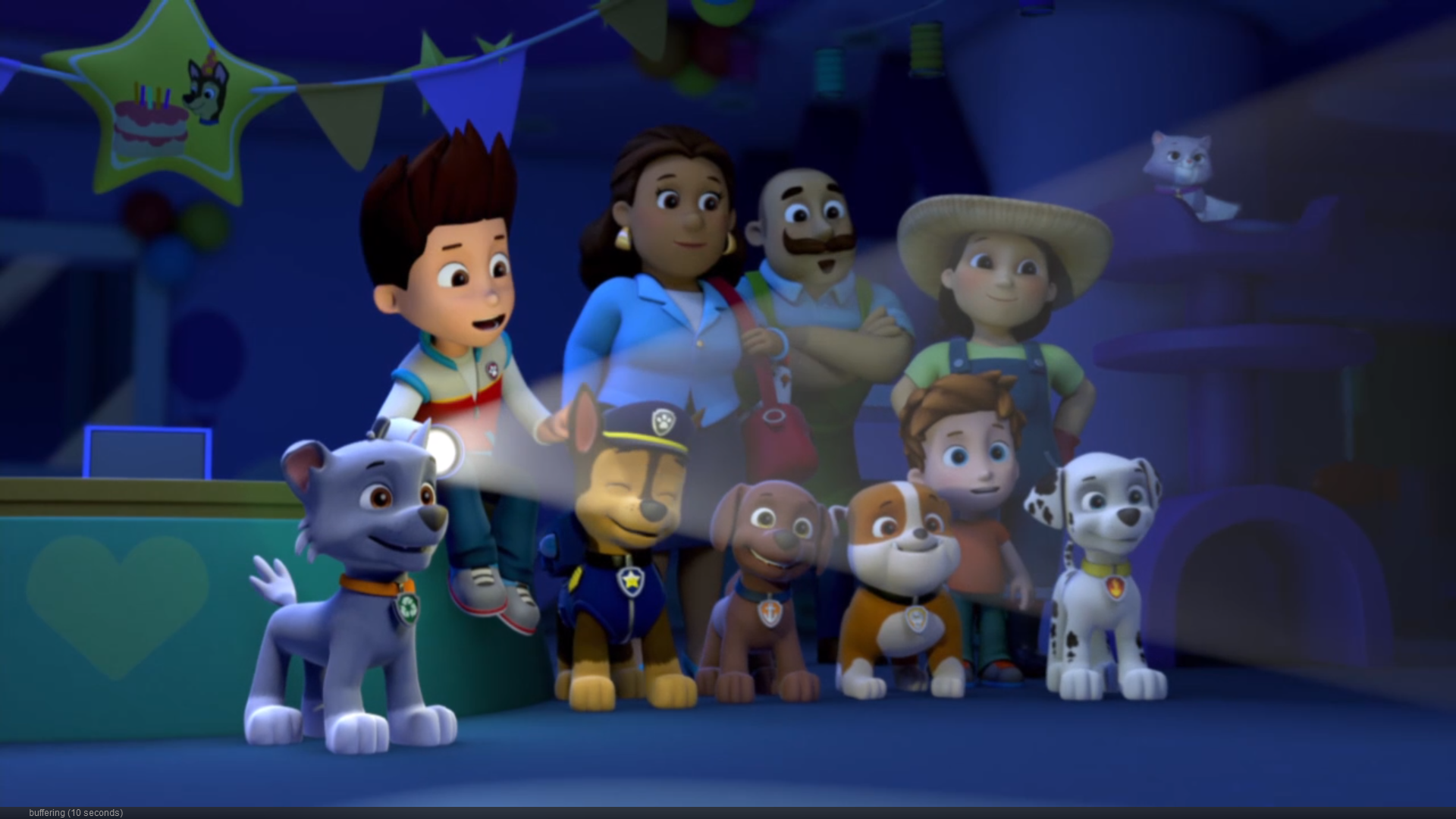 Pups Turn On The Lights Quotes Paw Patrol Wiki Fandom