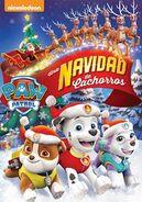 PAW Patrol Pups Save Christmas DVD Latin America