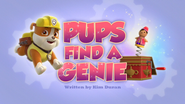 Pups Find a Genie (HD)