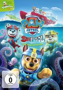 PAW Patrol Sea Patrol DVD Germany RTL