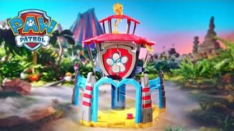 PAW Patrol Dino Rescue HQ PAW Patrol Official & Friends