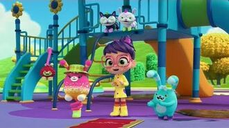 Blaze and the Monster Machines & Abby Hatcher (Promo) A Whole New Year On Nickelodeon