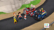 PAW Patrol Pups Save a Flying Kitty 28