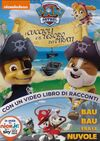 PAW Patrol Pups and the Pirate Treasure DVD Italy