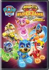 PAW Patrol Mighty Pups, Super Paws DVD Canada
