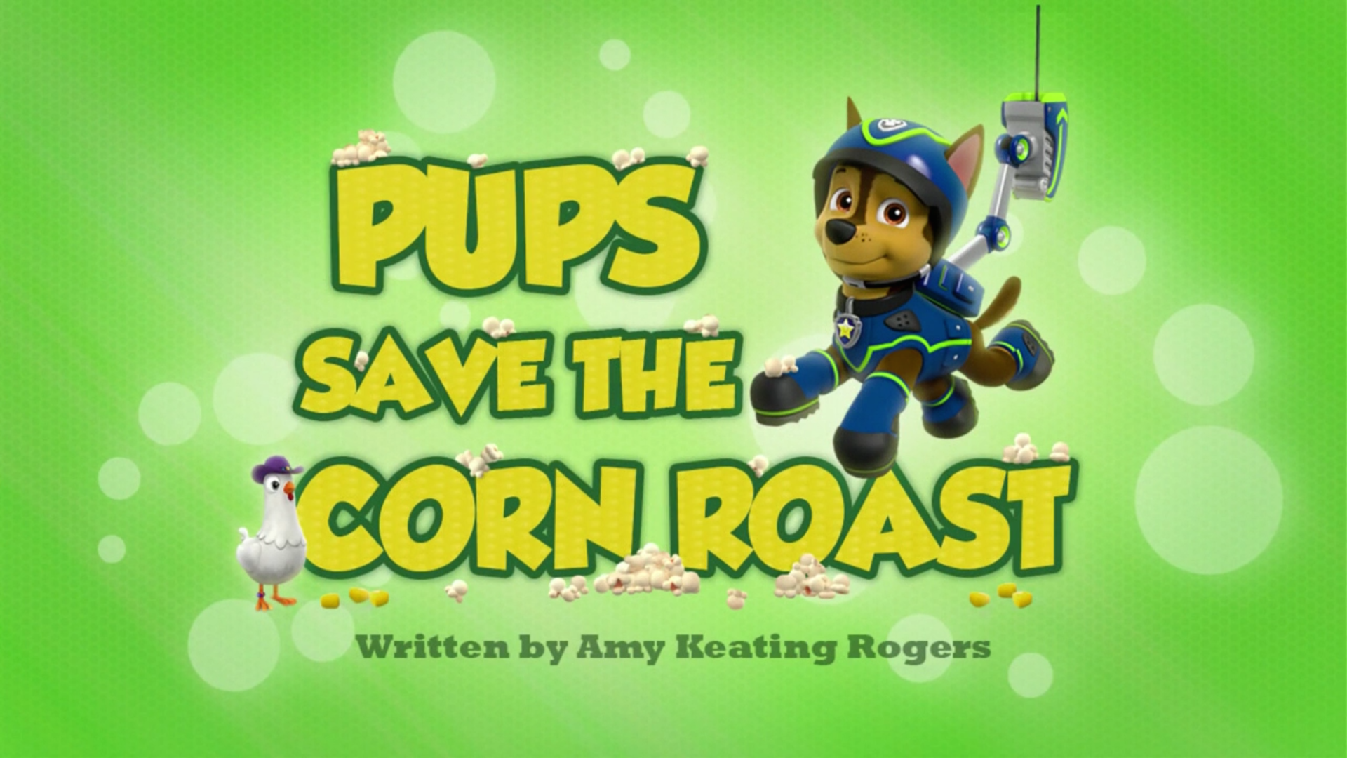 Pups Save the Corn Roast | PAW Patrol Wiki | FANDOM powered