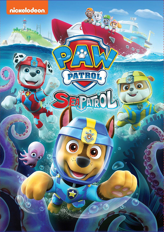 sea patrol (nickelodeon dvd) | paw patrol wiki | fandom poweredwikia