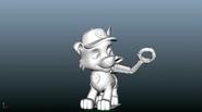 PAW Patrol Animation Rocky
