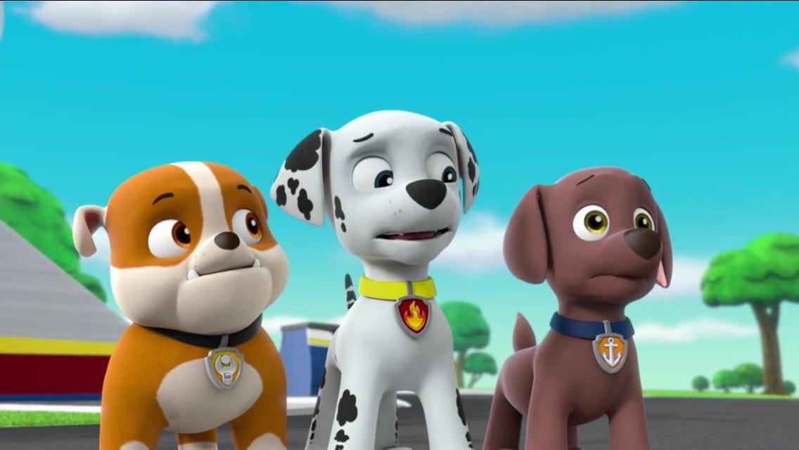 Image - PAW Patrol Pups Save the PAW Patroller Scene 27