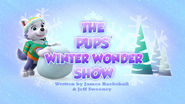 The Pups' Winter Wonder Show (HQ)
