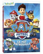 PAW Patrol DVD Canada French