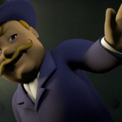 Mayor Humdinger, The Villainous Mayor of <a href=
