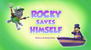 Rocky Saves Himself (HQ)